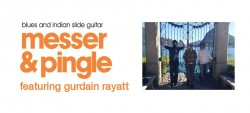 Messer and Pingle, South West England Tour @ Barnstaple @ Broomhill Sculpture Hotel | Muddiford | United Kingdom